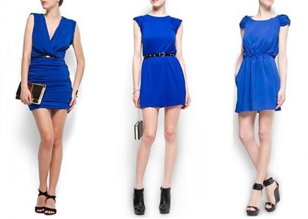 accessoires pour robe bleue electrique - Robe Bleu Electrique Mariage